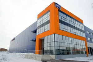 Производственный комплекс «Bella» г.Егорьевск (МО)