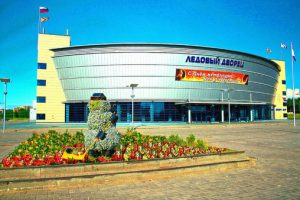 Ледовый дворец спорта г.Череповец