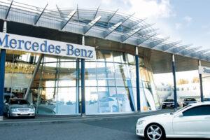 Автоцентр «Mercedes Benz»-Звезда Невы