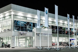 Автоцентр «BMW»-ТСЦ Красногорский район