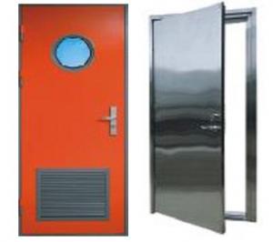 Однопольные технические двери Estrudoor класса TD